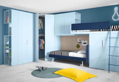 Cucina, soggiorno, camere da letto, camerette e arredo bagno a ...